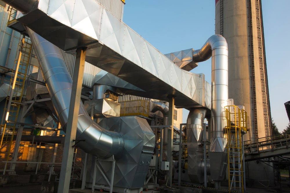 Gdzie wykorzystuje sie instalacje centralnego odpylania