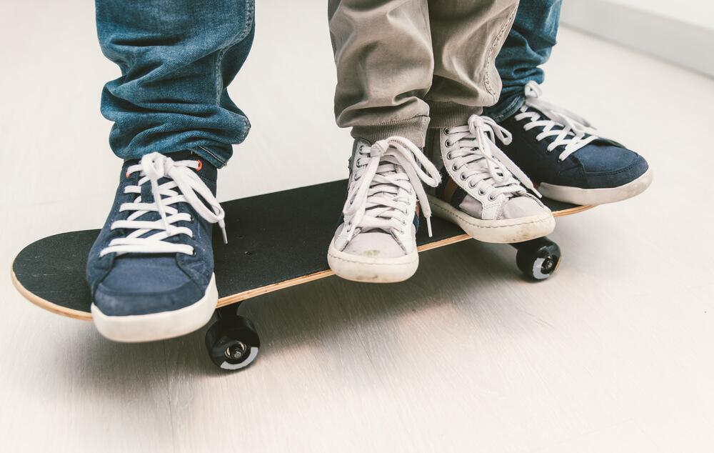 Buty dla skateow