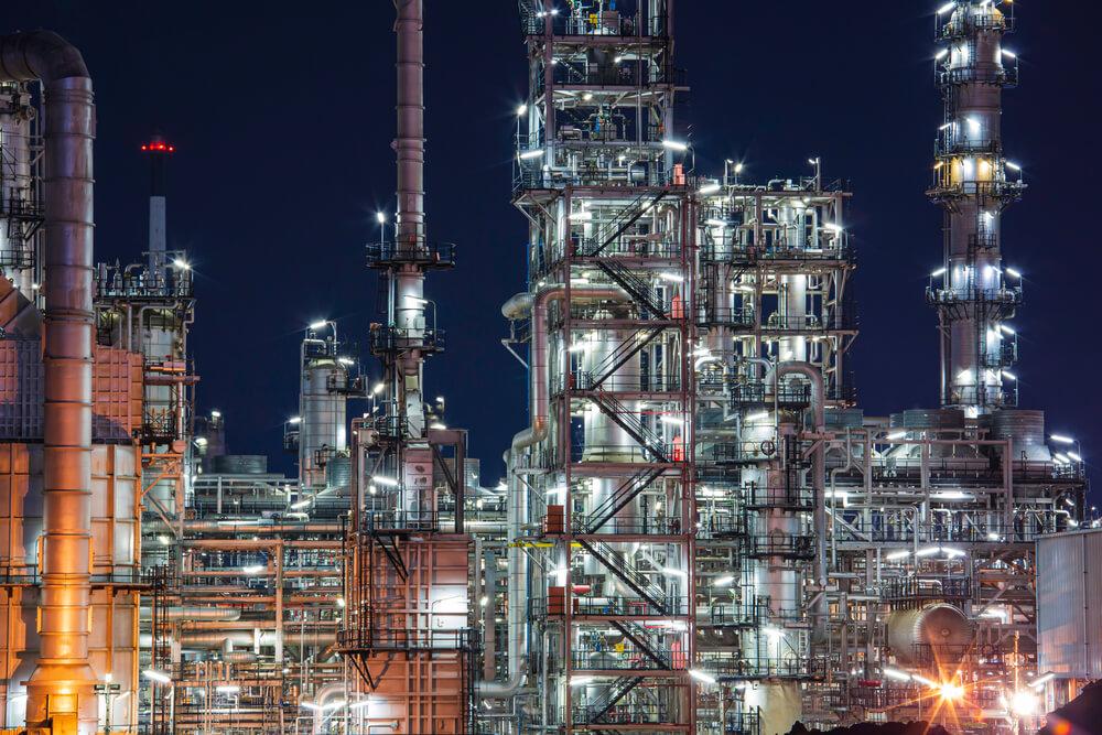 Generator azotu w zakladzie przemyslowym