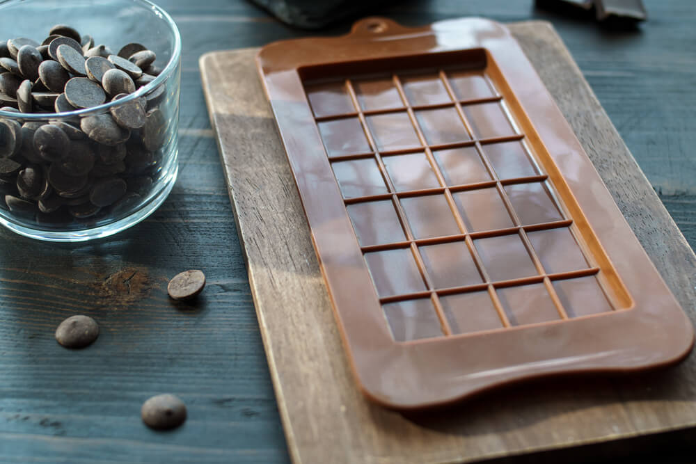 Jak powstaje tabliczka czekolady?