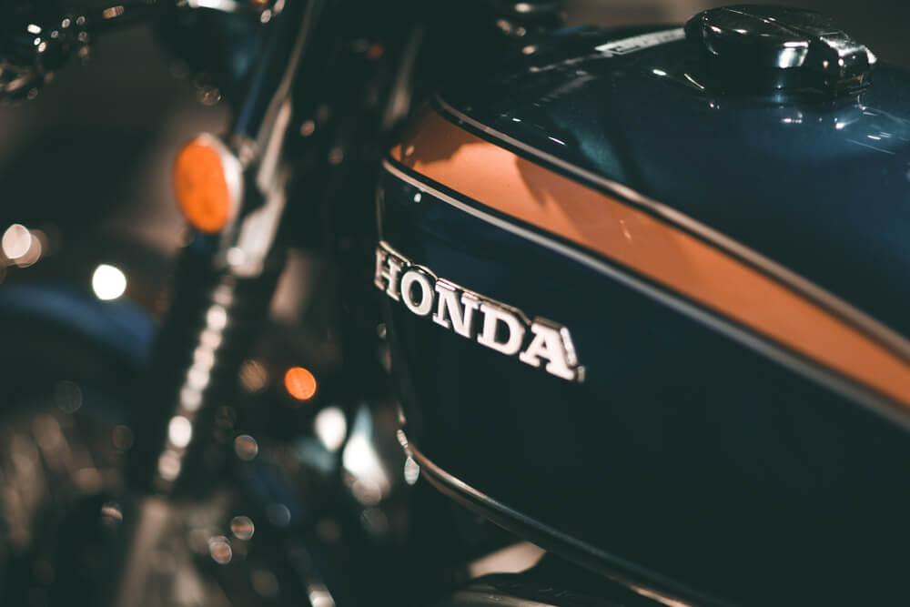 motocykle Hondy